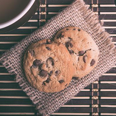 Crispy Barley Cookies